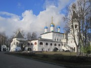 Церковь Благовещения Пресвятой Богородицы - Павловская слобода - Истринский район - Московская область