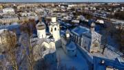 Старая Русса. Спасо-Преображенский монастырь