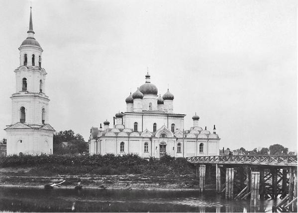 Кафедральный собор Воскресения Христова, Старая Русса
