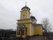 Церковь Успения Пресвятой Богородицы - Городец - Лужский район - Ленинградская область