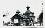 Церковь Николая Чудотворца - Ульяновка (Саблино) - Тосненский район - Ленинградская область