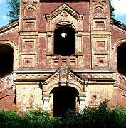 Церковь Тихвинской иконы Божией Матери - Высокое - Новодугинский район - Смоленская область