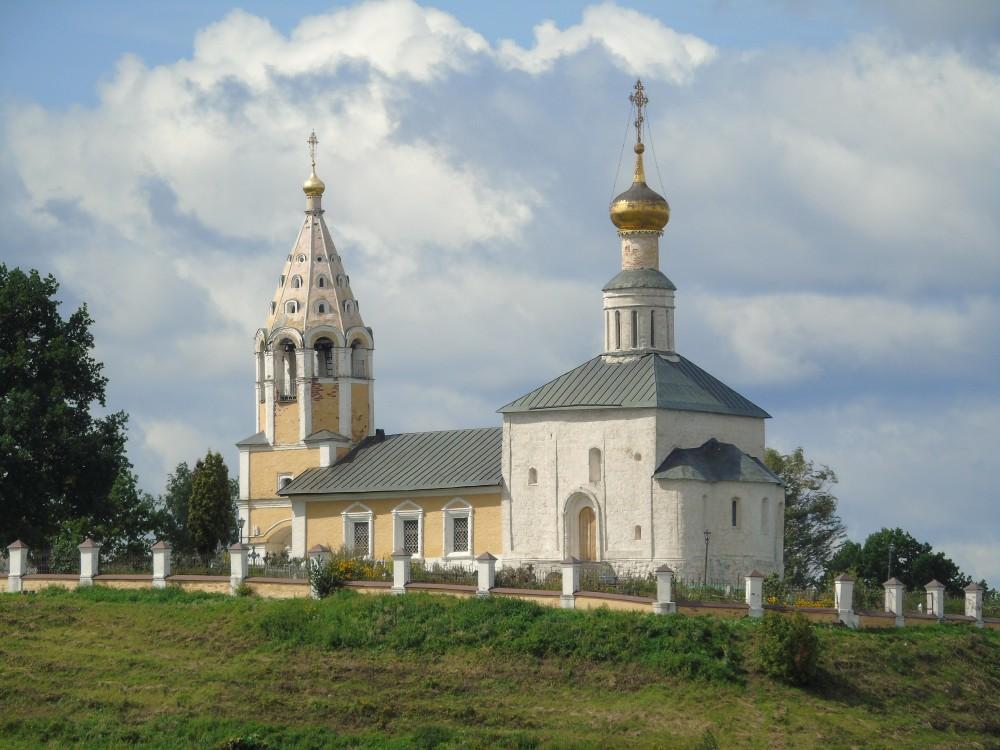 Церковь Рождества Пресвятой Богородицы, Городня
