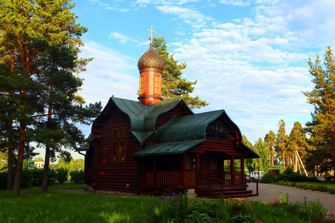 Церковь Троицы Живоначальной, Мельниково