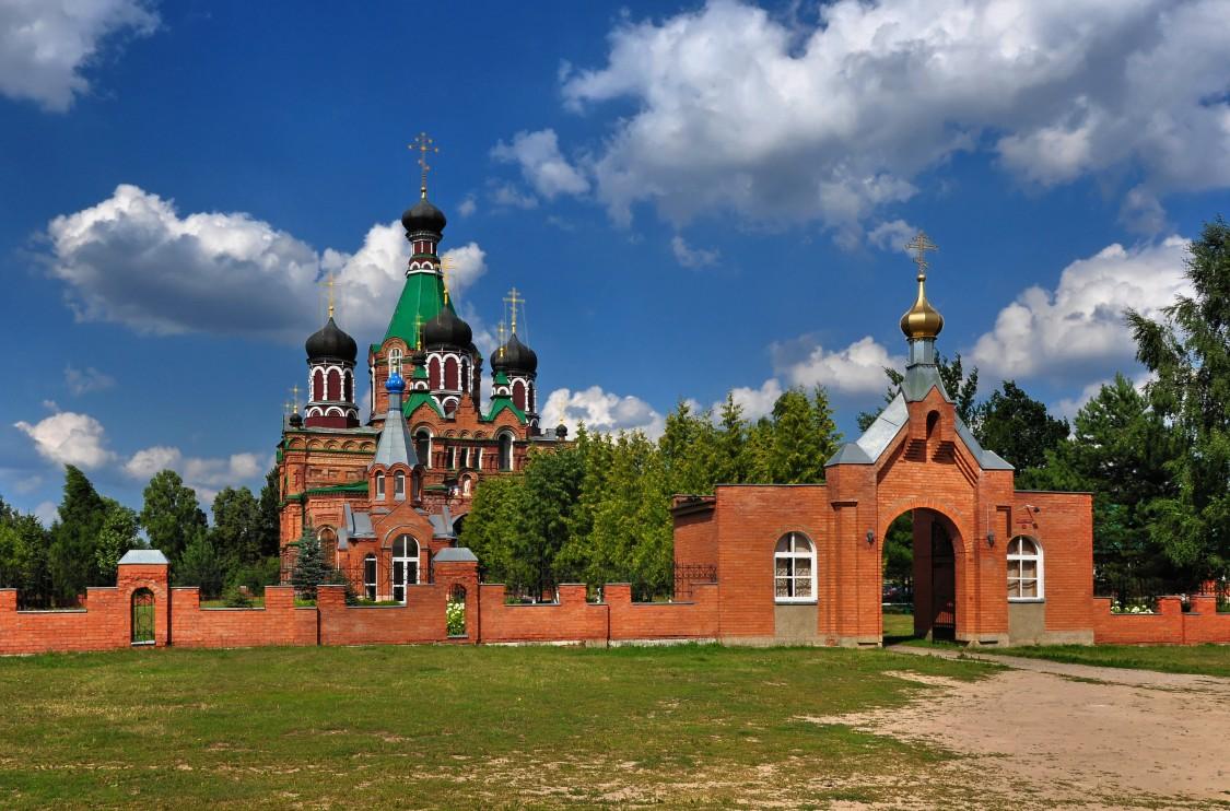 Церковь Петра и Павла-Ярцево-Ярцевский район-Смоленская область