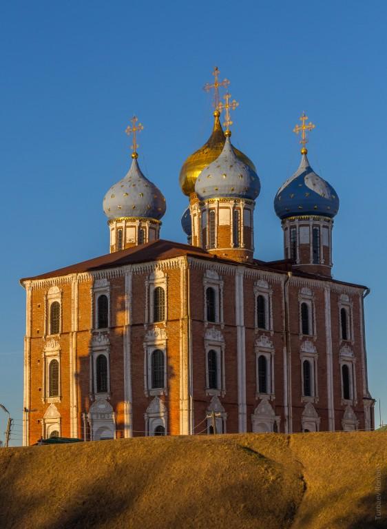 Кафедральный собор Успения Пресвятой Богородицы-Рязань-г. Рязань-Рязанская область