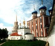 Спасо–Преображенский монастырь. Церковь Богоявления Господня - Рязань - г. Рязань - Рязанская область