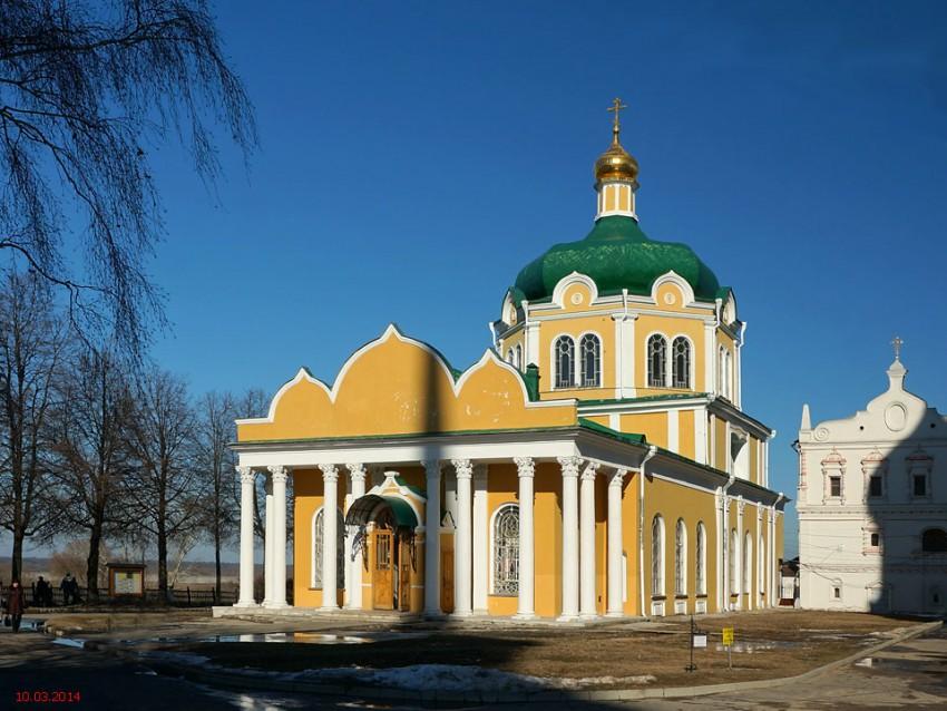 Кафедральный собор Рождества Христова-Рязань-г. Рязань-Рязанская область