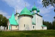 Церковь Сергия Радонежского на Куликовом поле - Ивановка - Куркинский район - Тульская область
