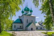Ивановка. Сергия Радонежского на Куликовом поле, церковь