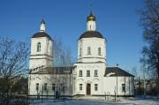 Тула (Горелки). Богородицерождественский монастырь