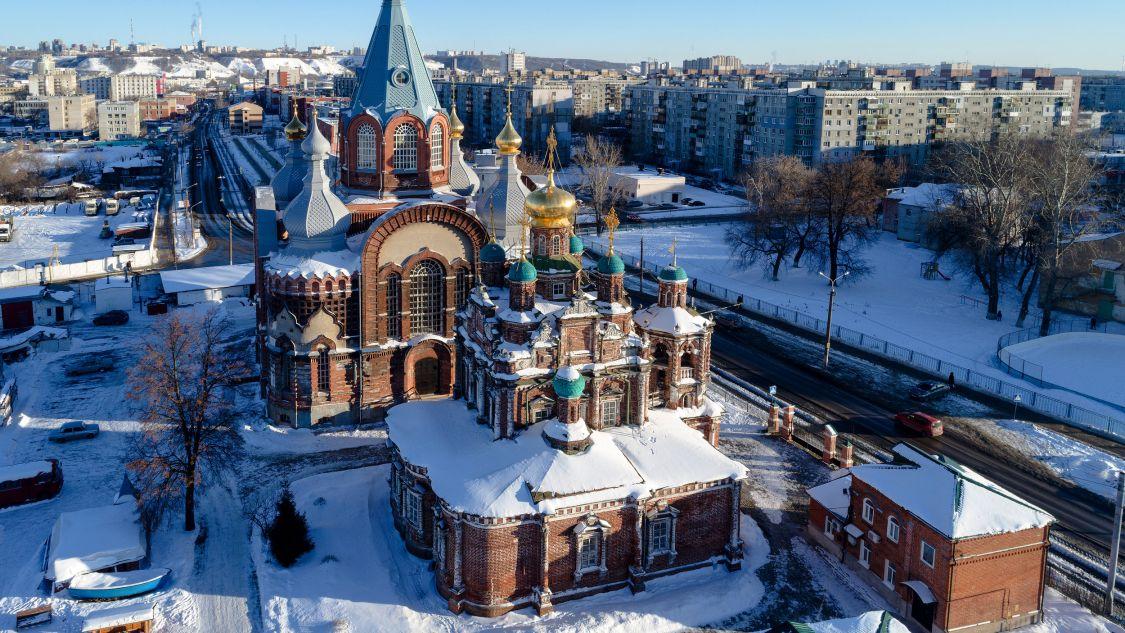 Церковь Смоленской иконы Божией Матери в Гордеевке, Нижний Новгород