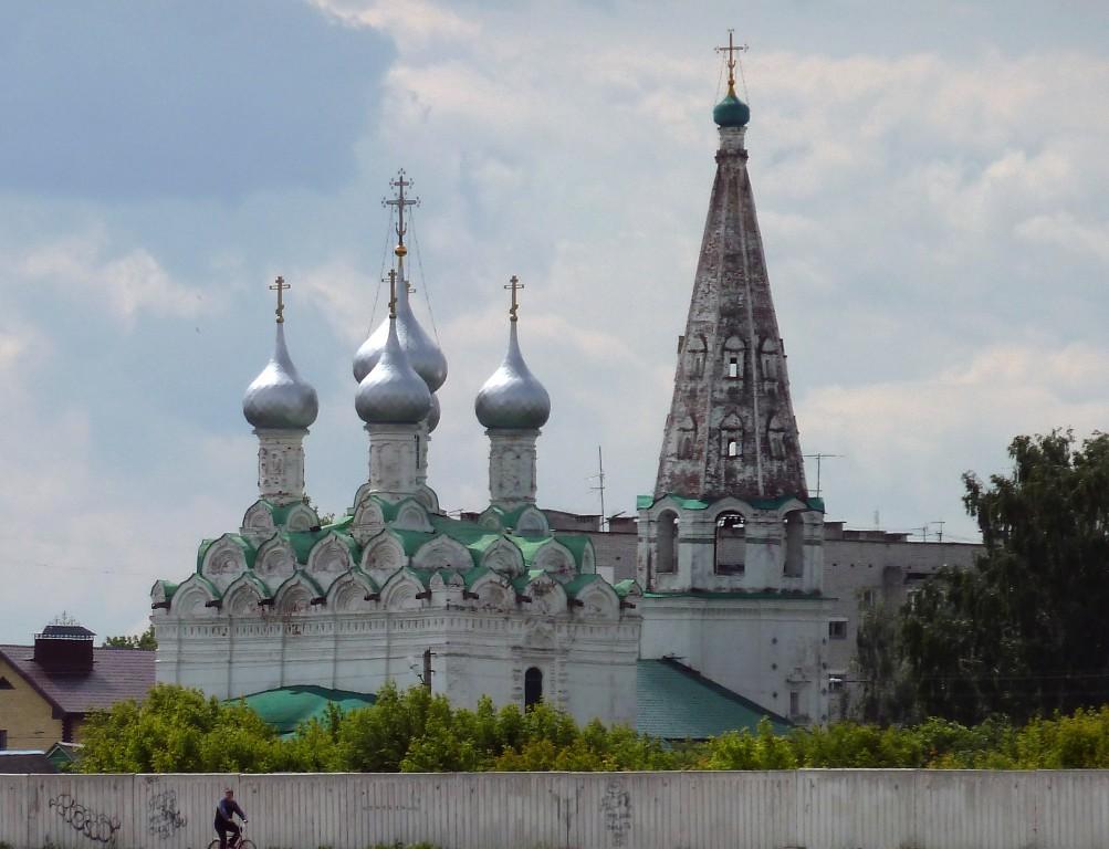 Церковь Спаса Нерукотворного Образа, Балахна