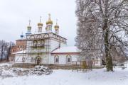 Церковь Воскресения Христова - Трубино - Жуковский район - Калужская область