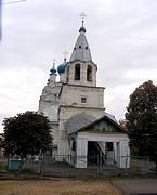 Церковь Спаса Преображения - Спас-Загорье - Малоярославецкий район - Калужская область