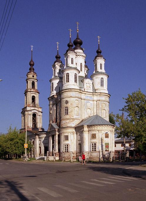 Калуга.Церковь Космы и Дамиана