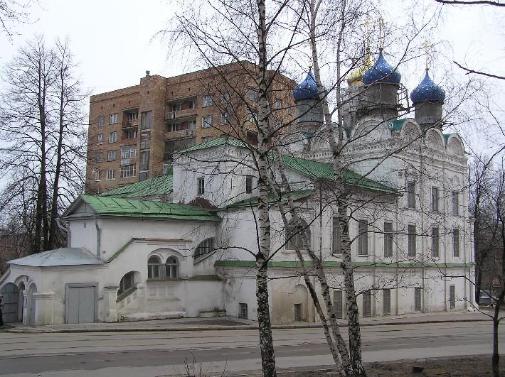 Церковь Жён-Мироносиц на Верхнем посаде, Нижний Новгород