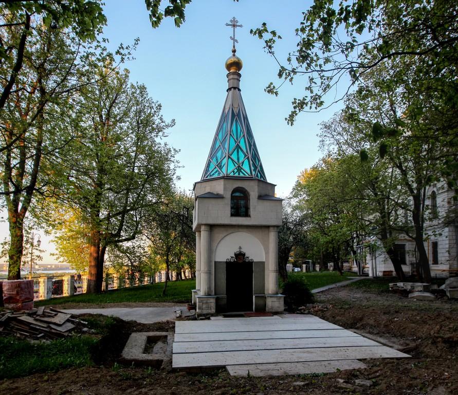 Часовня Феодора Ушакова, Нижний Новгород