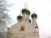 Церковь Успения Пресвятой Богородицы на Ильинской горе - Нижегородский район - г. Нижний Новгород - Нижегородская область
