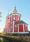 Суздаль. Бориса и Глеба, церковь