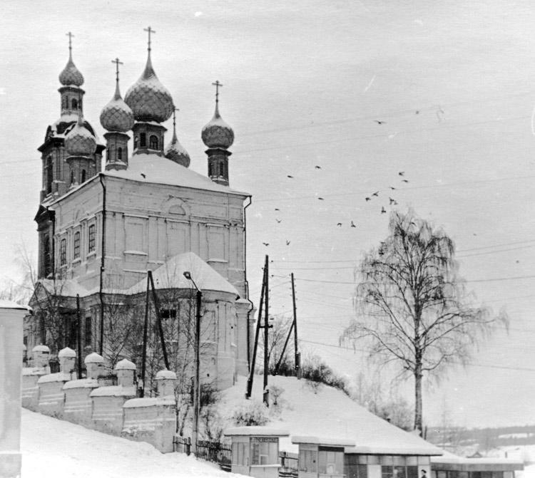 Церковь Воскресения Христова, Плёс