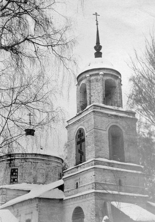 Церковь Спаса Преображения, Плёс