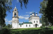 Церковь Спаса Нерукотворного Образа - Спасское - Приволжский район - Ивановская область