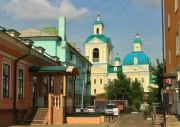 Красноярск. Благовещенский женский монастырь. Собор Благовещения Пресвятой Богородицы