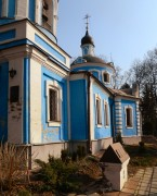 Лайково. Казанской иконы Божией Матери, церковь