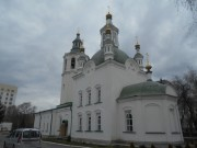 Церковь Воздвижения Креста Господня - Тюмень - г. Тюмень - Тюменская область