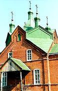 Церковь Екатерины - Созоново - Тюменский район - Тюменская область