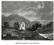 Иоанно-Введенский Междугорский монастырь - Прииртышский - Тобольский район - Тюменская область