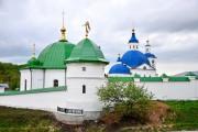 Прииртышский. Иоанно-Введенский Междугорский монастырь