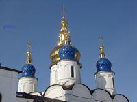 Кафедральный собор Софии Премудрости Божией - Тобольск - Тобольский район и г. Тобольск - Тюменская область