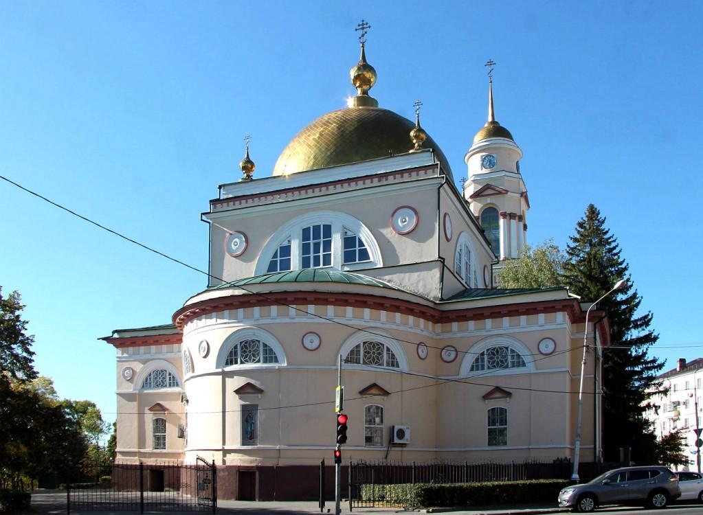 Кафедральный собор Рождества Христова, Липецк
