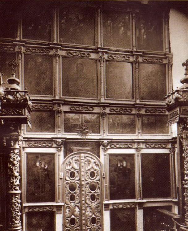 Успенский Липецкий монастырь. Церковь Успения Пресвятой Богородицы, Липецк