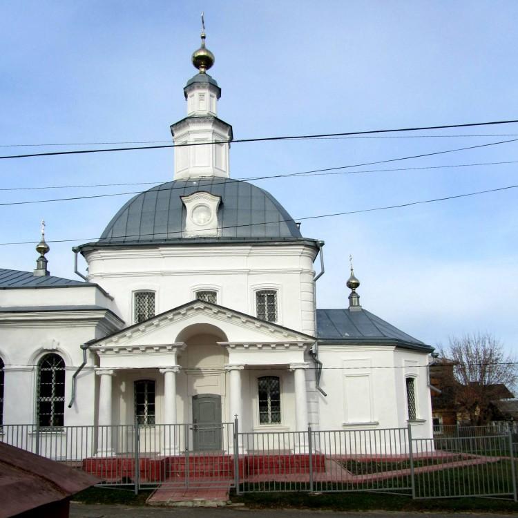 Церковь Смоленской иконы Божией Матери, Муром