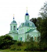 Рязанцы. Троицы Живоначальной, церковь