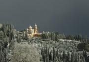 Прочие страны, Абхазия, Новый Афон, Новоафонский монастырь Святого Апостола Симона Кананита