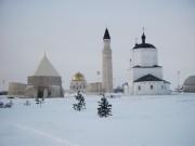 Комплекс быв. Успенского монастыря на городище Булгар - Болгар - Спасский район - Республика Татарстан