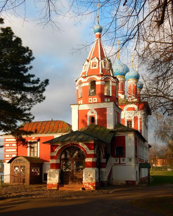 Церковь Димитрия царевича