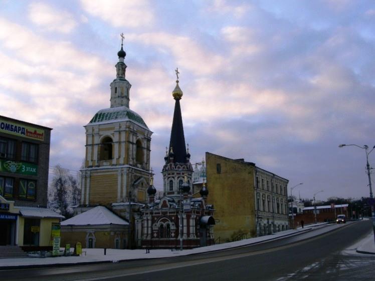 Часовня Николая Чудотворца, Смоленск