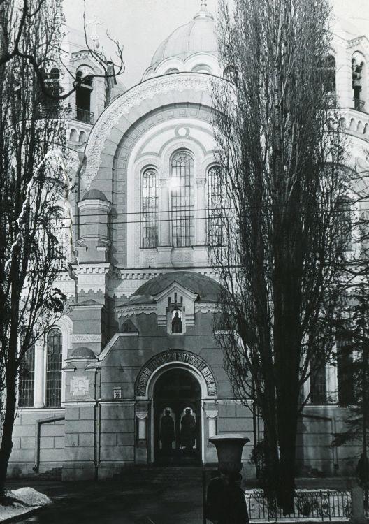 Собор Владимира равноапостольного, Киев
