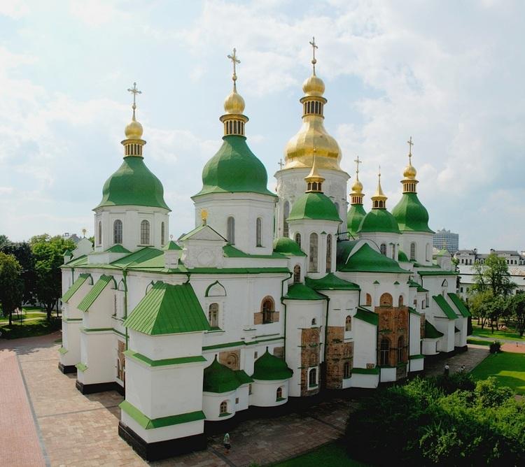 Собор Софии Премудрости Божией, Киев