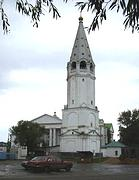 Церковь Смоленской иконы Божией Матери - Выездное - Арзамасский район и г. Арзамас - Нижегородская область