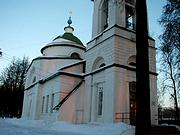 Церковь Спаса Нерукотворного Образа - Петровское - Щёлковский район - Московская область