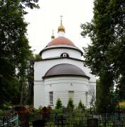 Петровское. Спаса Нерукотворного Образа, церковь