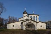 Церковь Воскресения Христова - Псков - г. Псков - Псковская область