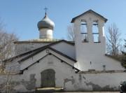 Церковь Спаса Нерукотворного Образа с Жабьей Лавицы - Псков - г. Псков - Псковская область