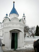 Спирово. Введения во Храм Пресвятой Богородицы, церковь